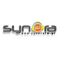 logo ραδιοφωνικού σταθμού SynoraFm