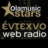 logo ραδιοφωνικού σταθμού OlamusicStars Έντεχνο
