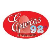 logo ραδιοφωνικού σταθμού Έρωτας