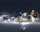 logo ραδιοφωνικού σταθμού MU.F.A.