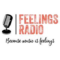 logo ραδιοφωνικού σταθμού Feelings Radio