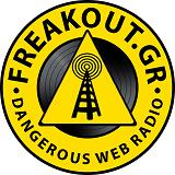 logo ραδιοφωνικού σταθμού Freakout Radio