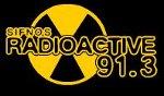 logo ραδιοφωνικού σταθμού Radio Active