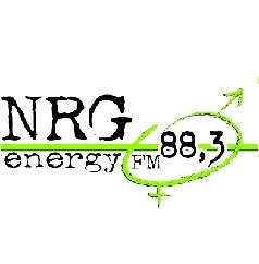 logo ραδιοφωνικού σταθμού NRG Radio