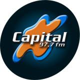 logo ραδιοφωνικού σταθμού Capital FM