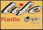 logo ραδιοφωνικού σταθμού Life Radio