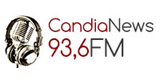 logo ραδιοφωνικού σταθμού Candia News