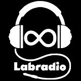 logo ραδιοφωνικού σταθμού Lab Radio
