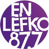 logo ραδιοφωνικού σταθμού En Lefko