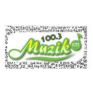logo ραδιοφωνικού σταθμού Muzik FM