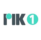 logo ραδιοφωνικού σταθμού RIK 1