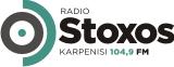 logo ραδιοφωνικού σταθμού Στόχος FM