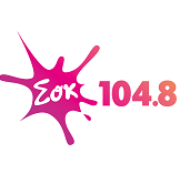 logo ραδιοφωνικού σταθμού Σοκ FM