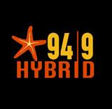logo ραδιοφωνικού σταθμού Hybrid Radio