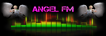 logo ραδιοφωνικού σταθμού Angel FM