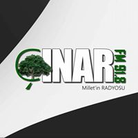 logo ραδιοφωνικού σταθμού Cinar FM