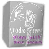 logo ραδιοφωνικού σταθμού Radio - Sense