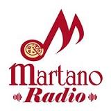 logo ραδιοφωνικού σταθμού Martano Radio