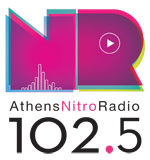 logo ραδιοφωνικού σταθμού Nitro Radio
