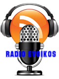logo ραδιοφωνικού σταθμού Radio Evoikos