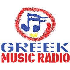 logo ραδιοφωνικού σταθμού Greek Music Radio
