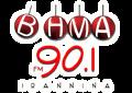 logo ραδιοφωνικού σταθμού Βήμα FM