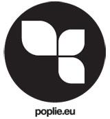 logo ραδιοφωνικού σταθμού Poplie Radio