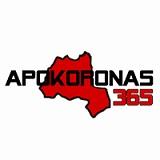 logo ραδιοφωνικού σταθμού Ράδιο Αποκόρωνας 365