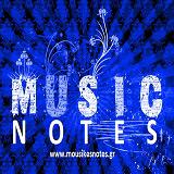 logo ραδιοφωνικού σταθμού Radio MousikesNotes