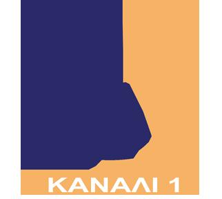 logo ραδιοφωνικού σταθμού Κανάλι 1