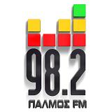 logo ραδιοφωνικού σταθμού Παλμός FM