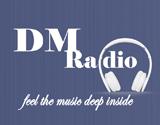 logo ραδιοφωνικού σταθμού DM Radio