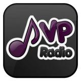 logo ραδιοφωνικού σταθμού VP Radio