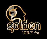 logo ραδιοφωνικού σταθμού Golden radio