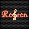logo ραδιοφωνικού σταθμού Ρεφρέν radio