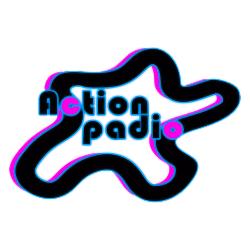 logo ραδιοφωνικού σταθμού Action Radio Κόνιτσα