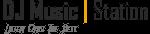 logo ραδιοφωνικού σταθμού DJ-Music