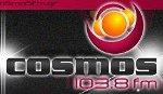 logo ραδιοφωνικού σταθμού Cosmos