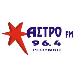 logo ραδιοφωνικού σταθμού Ράδιο Άστρο