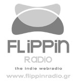 logo ραδιοφωνικού σταθμού Flippinradio