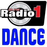 logo ραδιοφωνικού σταθμού Radio1 DANCE