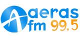 logo ραδιοφωνικού σταθμού Aeras FM