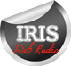 logo ραδιοφωνικού σταθμού IRIS Web Radio