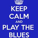 logo ραδιοφωνικού σταθμού Blues Radio Athens