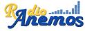 logo ραδιοφωνικού σταθμού Radio Anemos