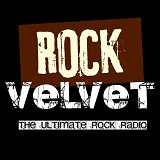 logo ραδιοφωνικού σταθμού Rock Velvet Radio