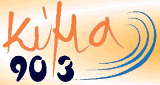 logo ραδιοφωνικού σταθμού Κύμα FM